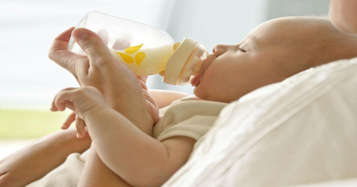 Bình sữa Medela chính hãng giá bao nhiêu tiền ?