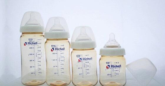 Bình sữa Nhật loại tốt nhất cho bé