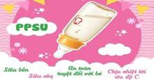 Bình sữa nhựa PPSU là gì ? Các loại bình sữa PPSU tốt nhất hiện nay