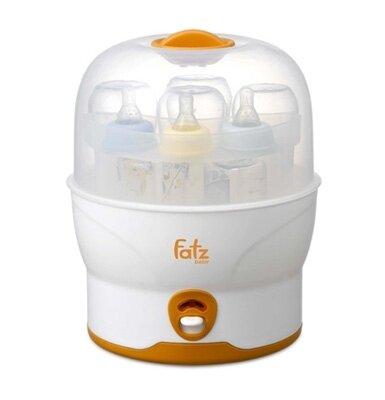 Bình sữa sạch vi khuẩn với máy tiệt trùng Fatz Baby FB4019SL