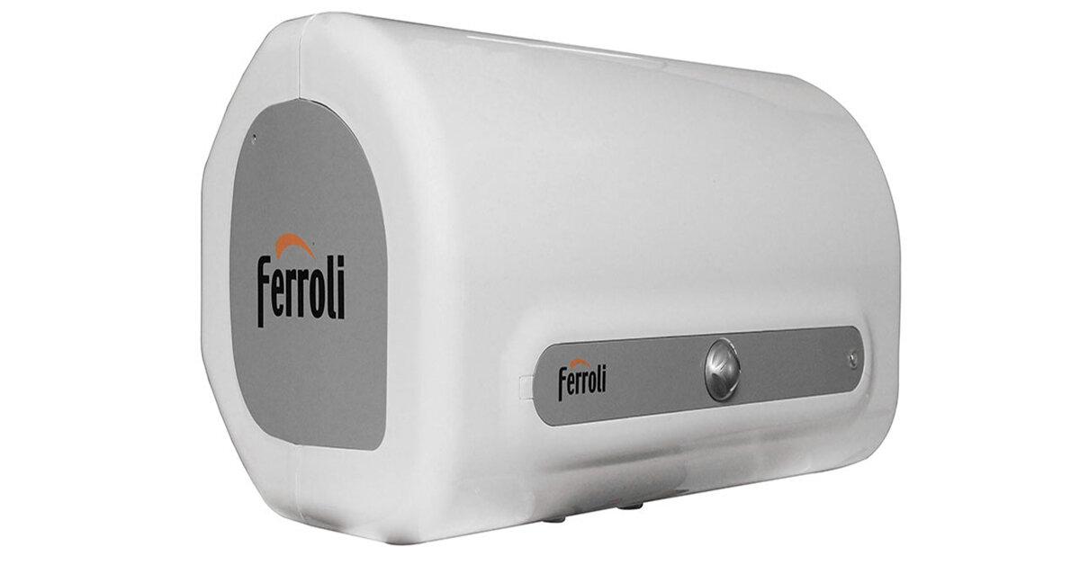 Bình tắm nóng lạnh 30l Ariston và Ferroli nên mua loại nào ?