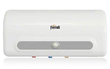 Bình tắm nóng lạnh gián tiếp Ferroli QQEVO15MEH: Dung tích vừa phải