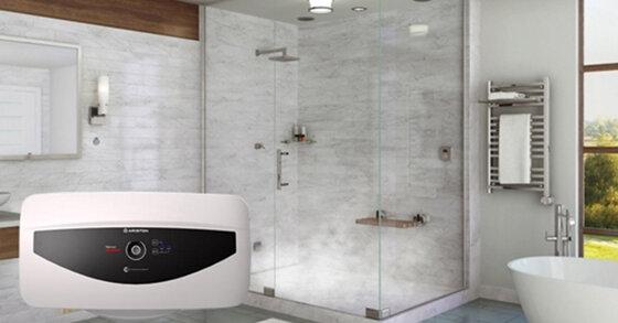 Bình tắm nóng lạnh gián tiếp Ariston SL 20 20 lít – Giải pháp phù hợp và an toàn cho gia đình có bồn tắm