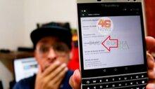 BlackBerry Passport 2 chạy hệ điều hành Android sắp được ra mắt