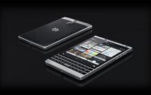 BlackBerry Passport Silver Edition - Đẳng cấp doanh nhân