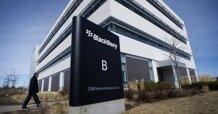 BlackBerry tiếp tục cắt giảm nhân viên để tái cơ cấu