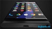 BlackBerry Venice chạy Android sở hữu màn hình cong dần lộ diện