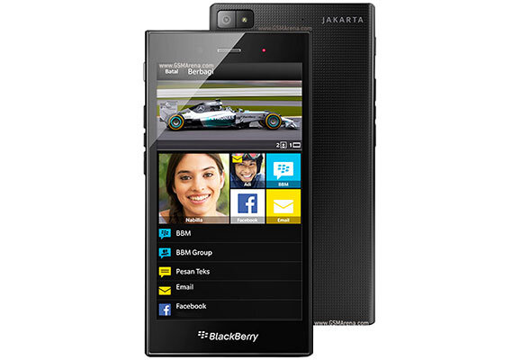 BlackBerry Z3 được phát hành tại Singapore