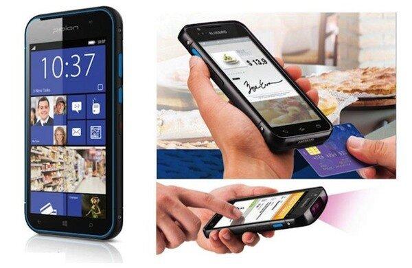 Bluebird – Chiếc điện thoại chạy Windows Phone và Android cùng lúc