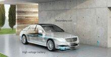 BMW và Mercerdes chế tạo sạc không dây cho xe hơi