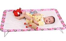 Giường lưới giúp hạn chế các bệnh thường gặp ở trẻ trong mùa hè
