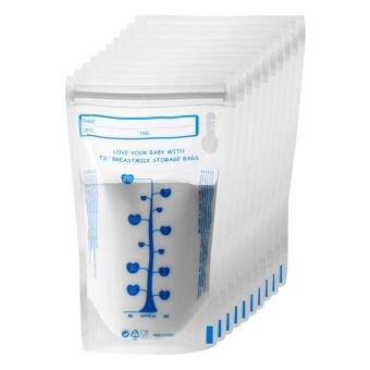 Bộ 25 túi PE trữ sữa Unimom UM87001 – An toàn và tiết kiệm