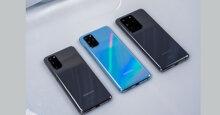 Bộ ba điện thoại Samsung Galaxy S20/ S20 Plus và S20 Ultra 5G có màu nào đẹp nhất?