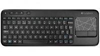 Bộ bàn phím – chuột Logitech Wireless Touch Keyboard K400r – Bàn phím 2 trong 1