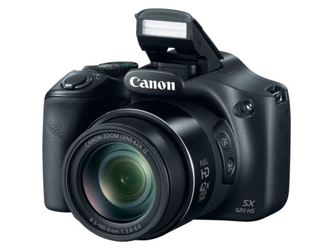 Bộ đôi siêu zoom mạnh mẽ giá mềm mới của Canon