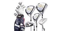 Bộ gậy golf tiêu chuẩn gồm những gì?