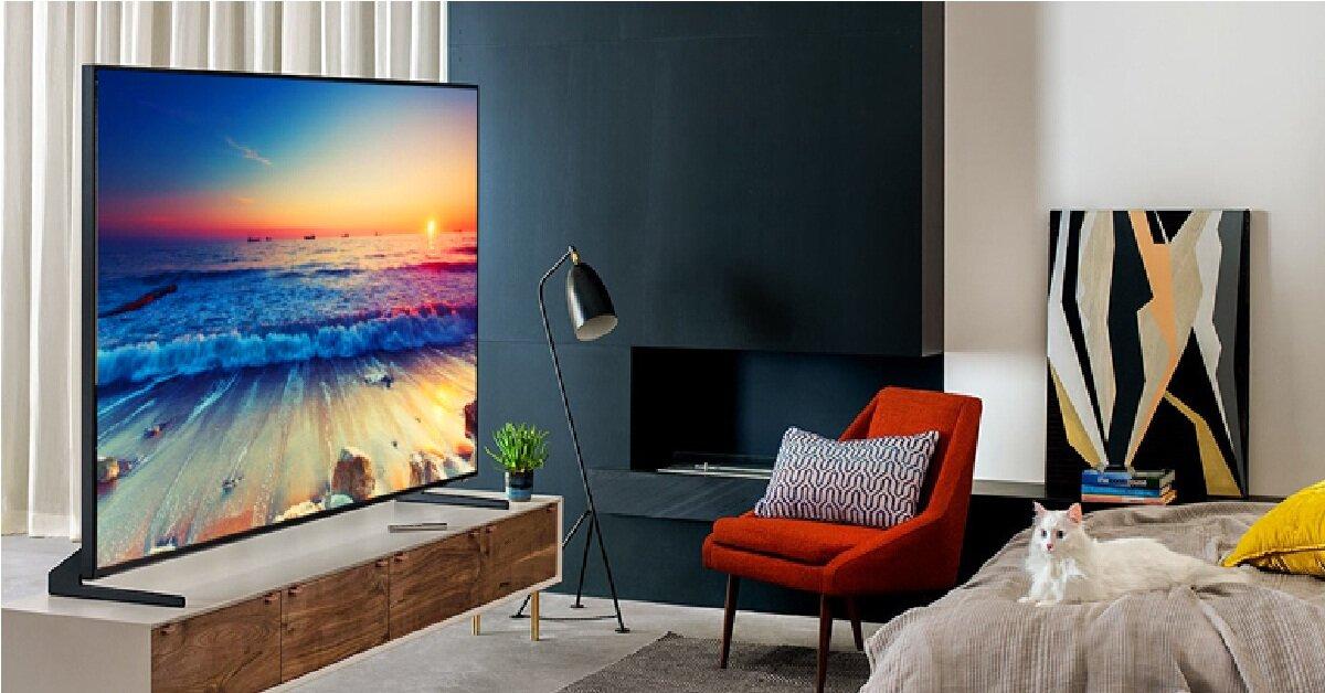 Bỏ hơn 100 – 300 triệu ra để mua một chiếc smart tivi QLED Samsung 8K bạn được gì ?
