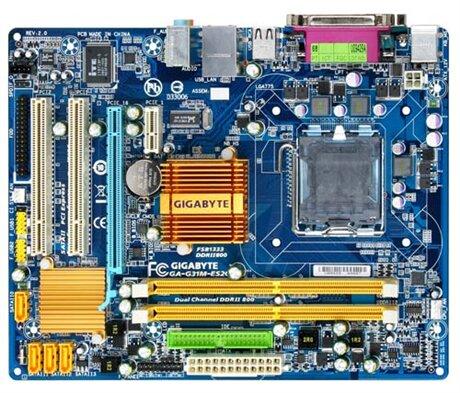 Bo mạch chủ (Mainboard) Gigabyte GA-G31M-ES2C – Thỏa mắt cho những thắc mắc