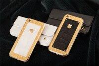 Bộ vỏ mạ vàng giá 25 triệu đồng cho iPhone 5S
