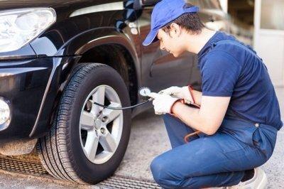 Bơm khí ni tơ cho lốp xe ô tô và những điều cần biết