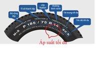 Bơm lốp ô tô áp suất bao nhiêu là đủ?