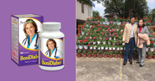 BoniDiabet chữa bệnh gì ? Những ai đã dùng và thấy hiệu quả tốt ? Giá bao nhiêu ?
