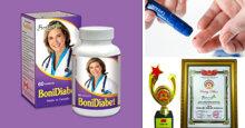 BoniDiabet là thuốc gì ? Mua ở đâu Canada ? Làm sao để phân biệt thật giả ?