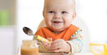 Bột ăn dặm cho trẻ 5 tháng như thế nào là tốt?