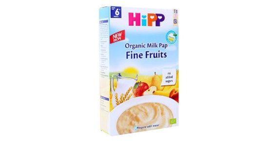 Bột ăn dặm Hipp loại nào ngon nhất và tốt nhất?