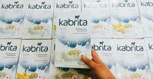 Bột ăn dặm Kabrita có ưu điểm gì nổi bật?