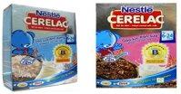 Bột ăn dặm Nestle vị ngọt có những loại nào ?