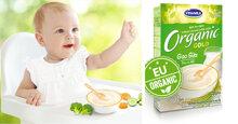 Bột ăn dặm Vinamilk Organic Gold gạo sữa có tốt không ? Giá bao nhiêu tiền 1 hộp ?