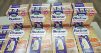 Bột lắc sữa Bledina đêm có tốt không ? Giá bao nhiêu ?