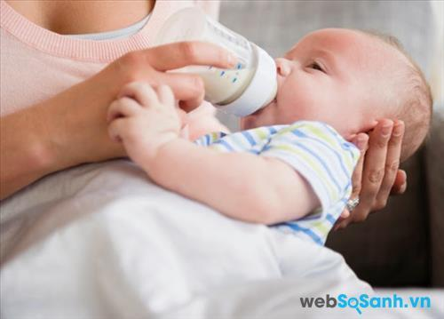 Sữa bột Abbott Similac Neosure IQ giúp bé bắt kịp đà tăng trưởng