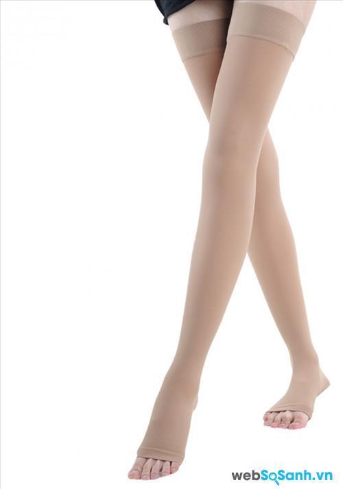 Mỗi đôi chân có chiều dài khác nhau sẽ có kích thước vớ y khoa khác nhau