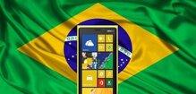 Brazil kém chuộng iPhone hơn smartphone chạy Windows Phone
