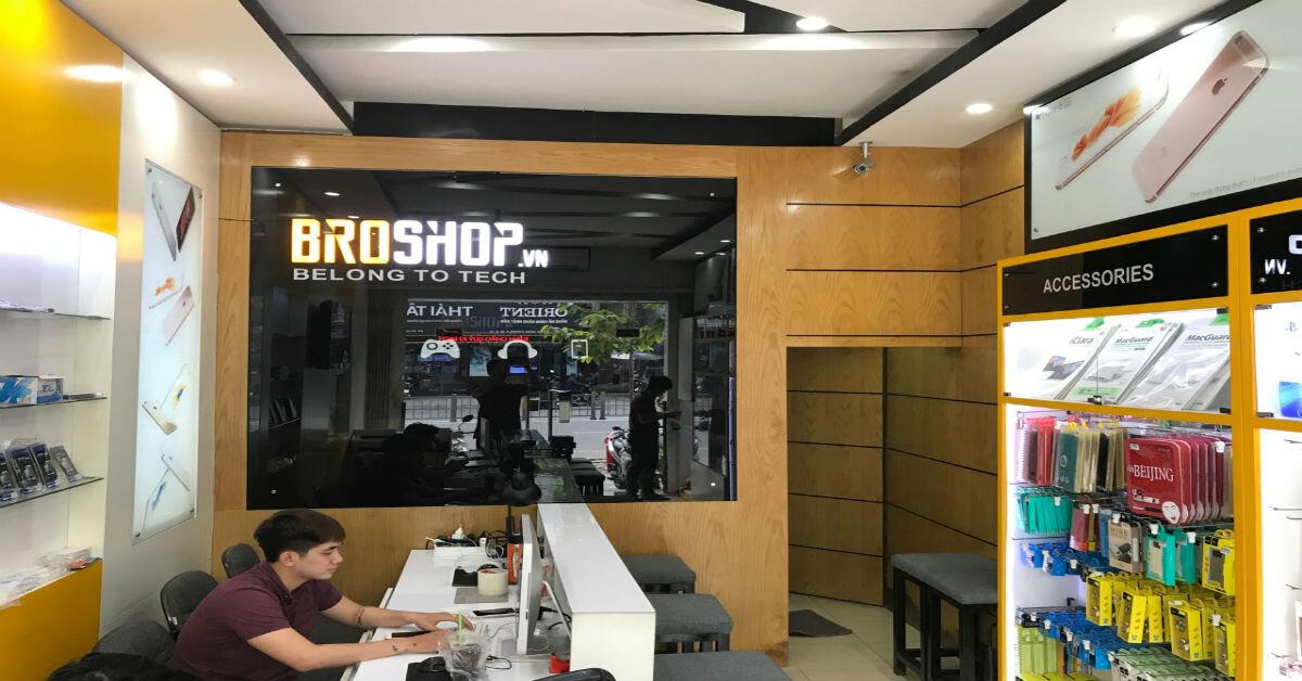 BROSHOP Câu chuyện kinh doanh: Thay đổi hay là dừng lại