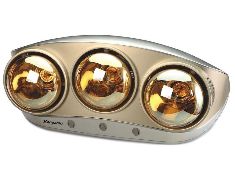 Lưu ý tới giá thành của từng sản phẩm khi mua đèn sưởi.