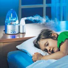 Hướng dẫn sử dụng máy phun sương tạo ẩm mini an toàn
