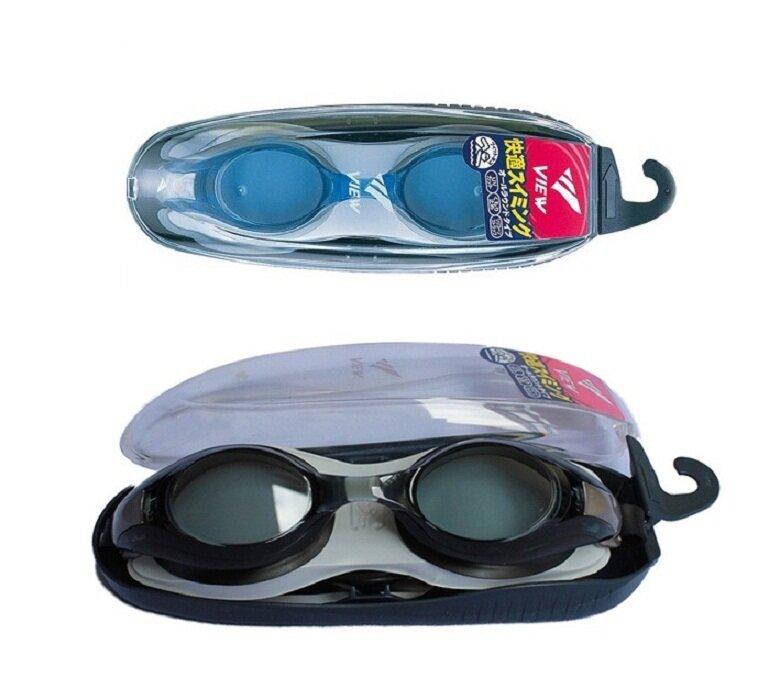 Kính bơi View V500s được trang bị tính năng chống tia UV giúp bảo vệ mắt