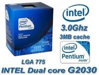 Build bộ máy tính bàn cực rẻ với chip Intel Pentium Dual Core G2030
