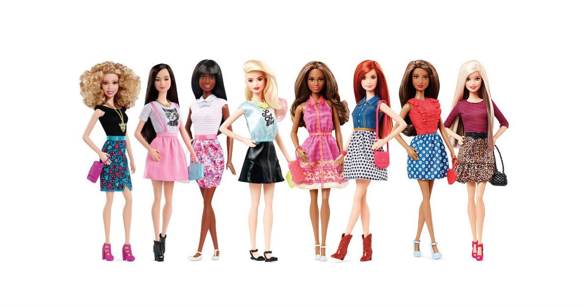 Búp bê Barbie chính hãng giá bao nhiêu tiền ?