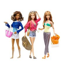 Búp bê Barbie cho bé giá bao nhiêu tiền?