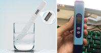 Bút thử nước sạch TDS là gì ? Cách sử dụng bút thử nước sạch ra sao ?