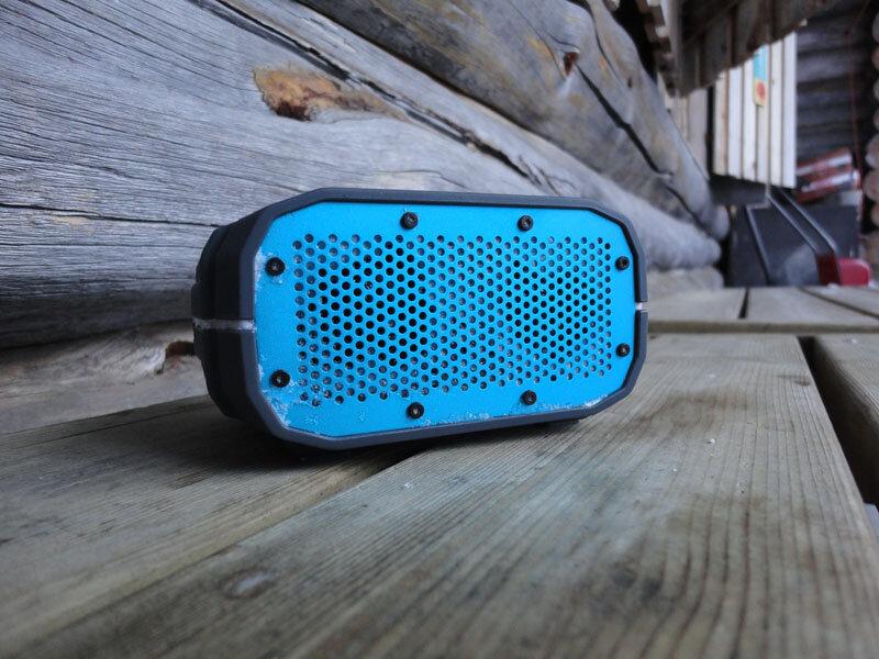 Loa Bluetooth Braven Brv-1 màu xanh