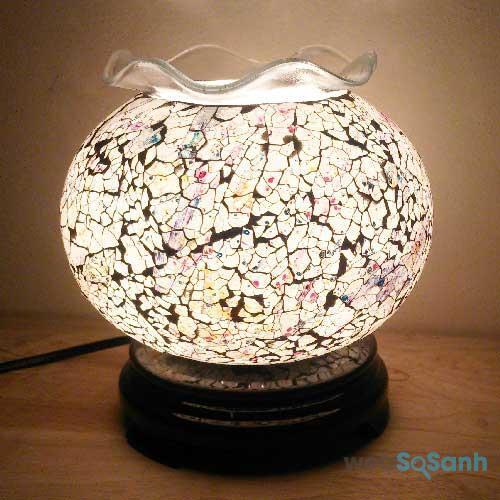 đèn xông tinh dầu bằng gốm