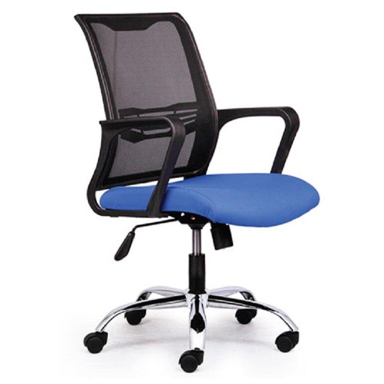 Ghế xoay nhân viên được sử dụng rất phổ biến tại các văn phòng hiện nay