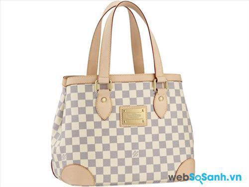 Louis Vuitton Hampstead Bag