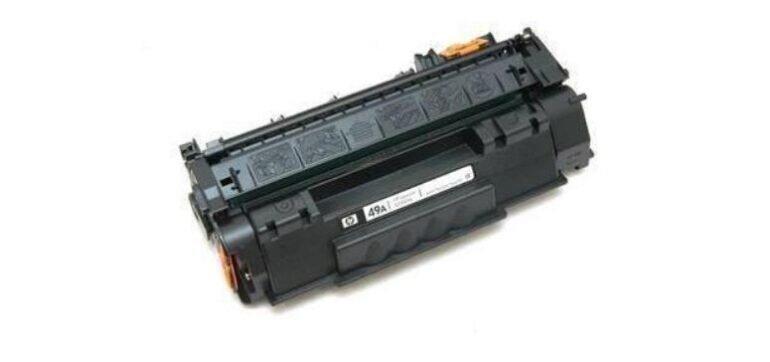 Kiểm tra hộp mực máy in Canon 3300 xem có bị hỏng không?