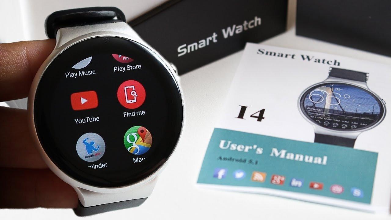Chiếc đồng hồ có giao diện như một Smartphone